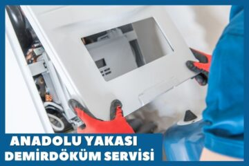 Anadolu Yakası Demidöküm Servisi